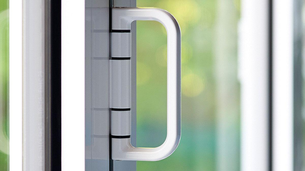 handle for folding door