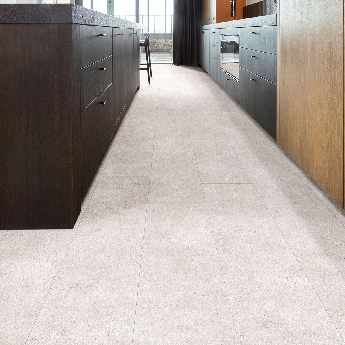 Light stone effect Luxury Vinyl Flooring
