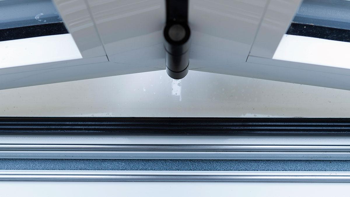 hinge for folding door