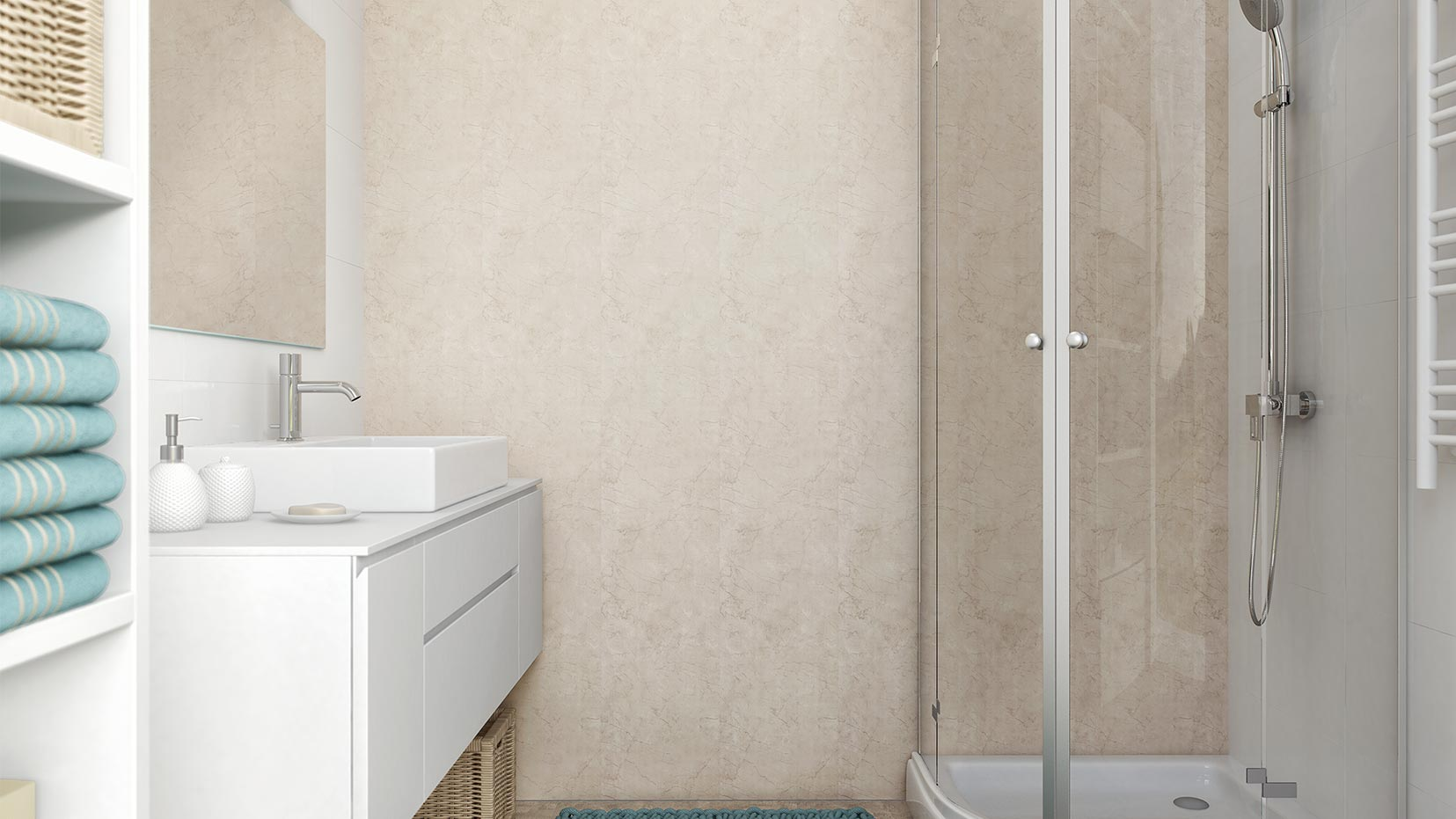 PVC Bathroom Panels