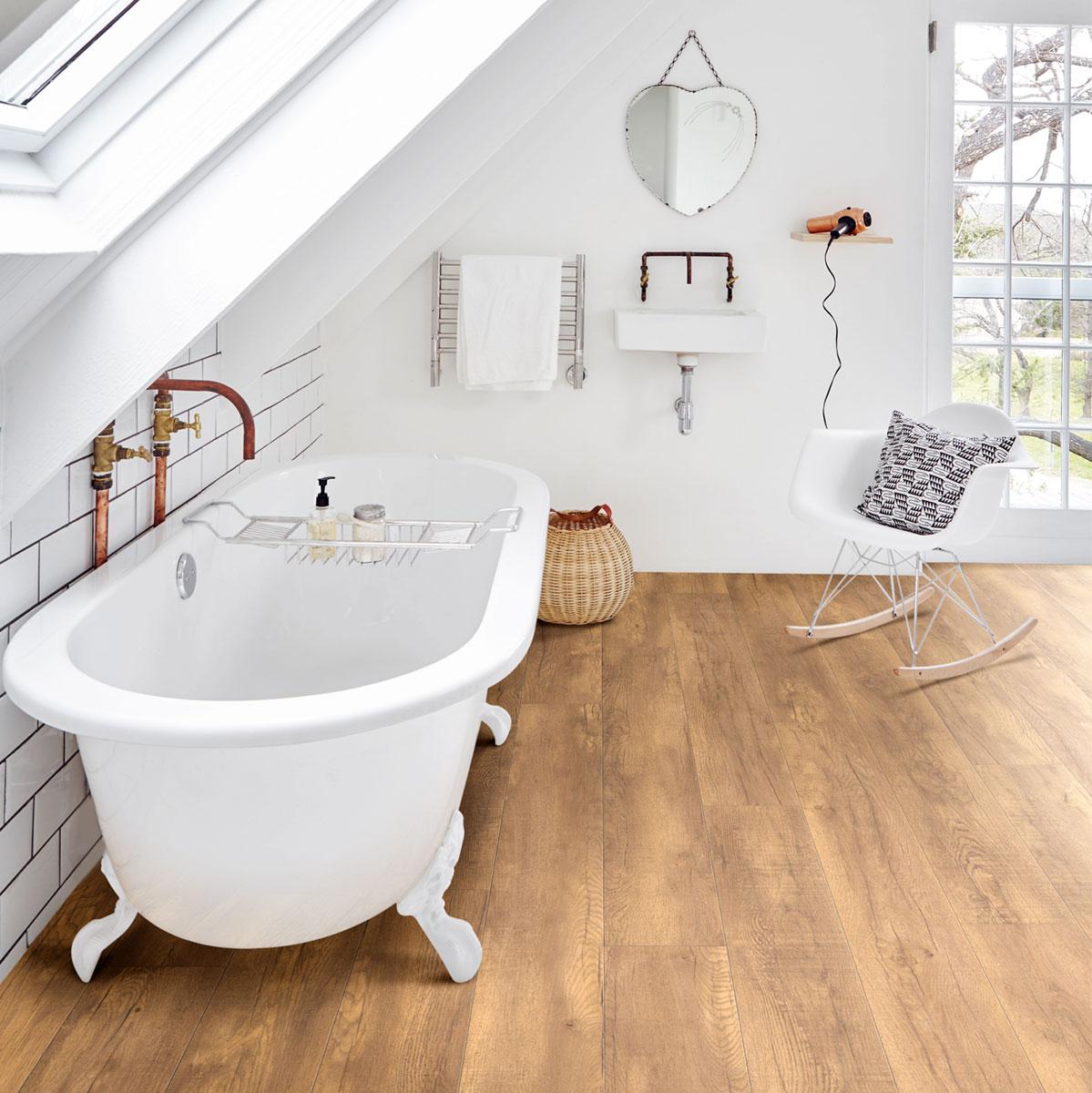 Oak Style Luxury Vinyl Flooring