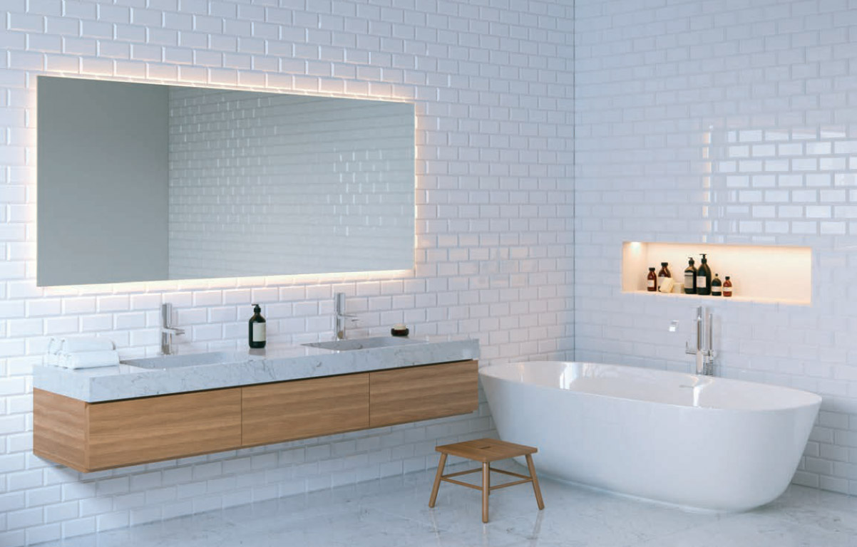 PVC bathroom Panels