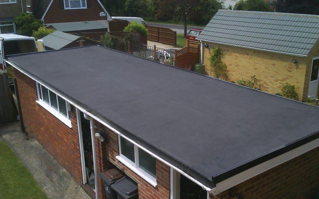 Classic Bond One Piece Flat Roof