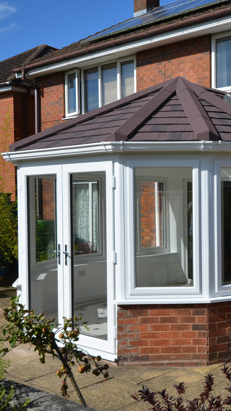Guardian Warm Roof conservatory roof replacement