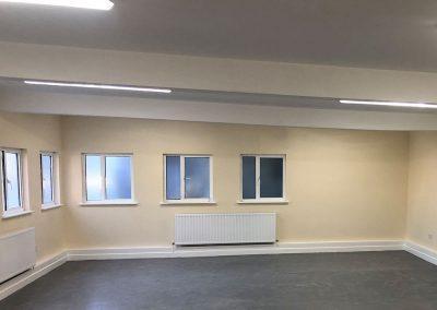 Ballybough community centre case study