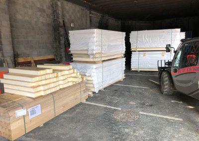 TEK panel delivery