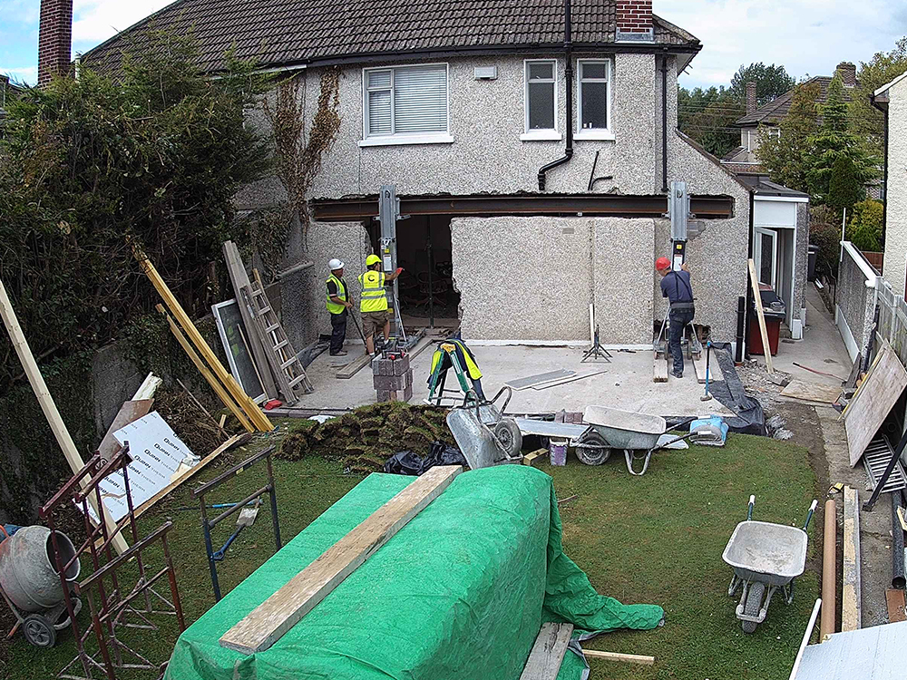 Guardian Home Extension - jack posts removed