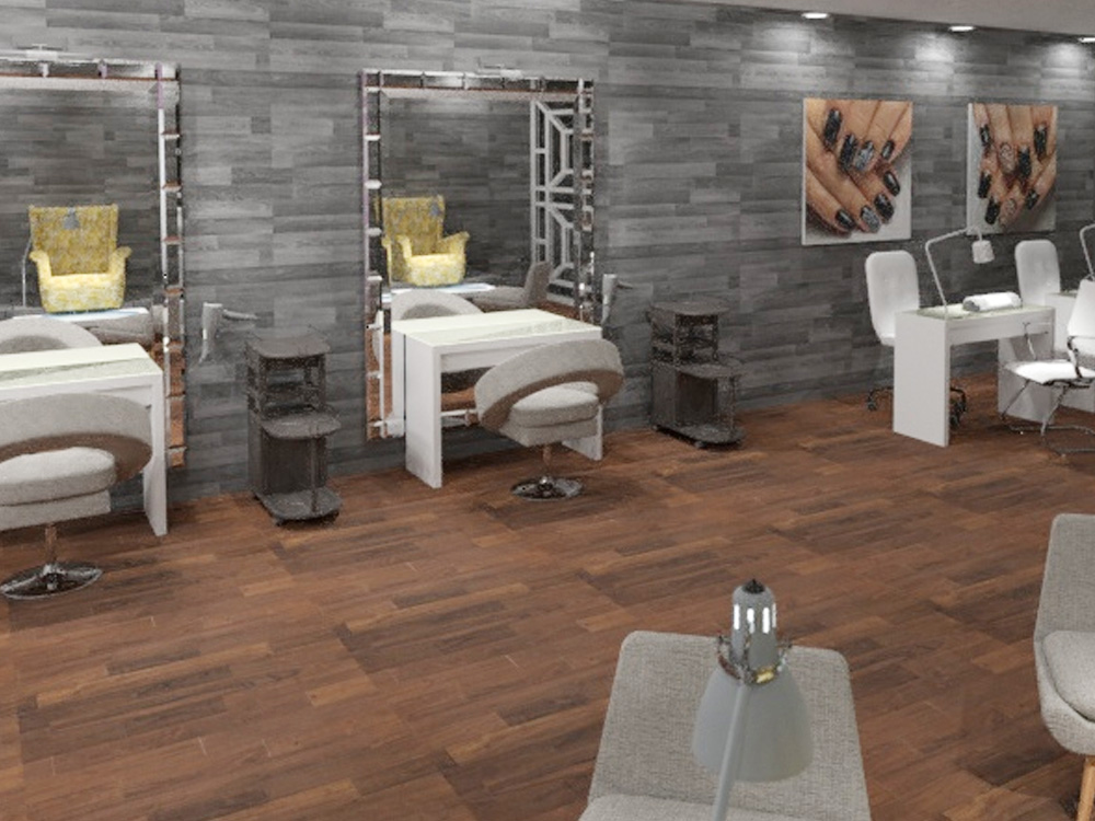 small business style nail bar