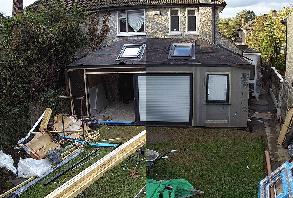 Build Diary: Guardian Home Extension – Week Three