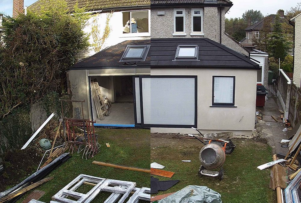 Build Diary: Guardian Home Extension – Week Four